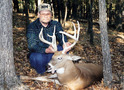 Previous Trophies: Whitetail 140-149