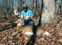 Previous Trophies: Whitetail 160-169