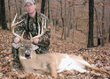 Previous Trophies: Whitetail 170-179